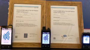 ISO certificaten nieuws