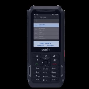 Sonim Xp5S app PrioCom